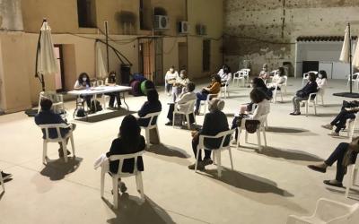 El Consell de les Dones de Xàtiva acorda la constitució d'una Comissió Permanent