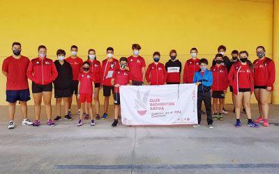 Els esportistes del CB Xàtiva aconsegueixen 7 medalles en el TTR del Campello