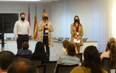 Xàtiva incorpora 18 nous treballadors i treballadores corresponents al programa de Polítiques Inclusives