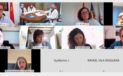 El Departament de Salut Xàtiva-Ontinyent informa als municipis sobre la situació epidemiològica