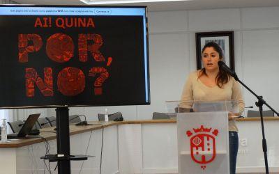 L'Ajuntament de Xàtiva presenta una campanya de prevenció i educació afectiu-sexual