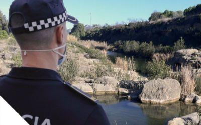 La Policia Local de Canals es reforça amb drons per al dispositiu especial d'aquest cap de setmana