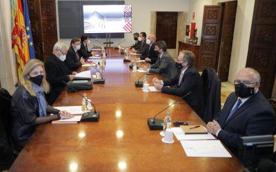 Ximo Puig anuncia la creació d'un fons de cooperació per als sectors més afectats per la pandèmia