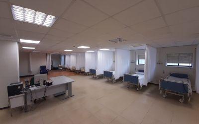 El Departament Xàtiva-Ontinyent amplia el seu parc de llits d'hospitalització