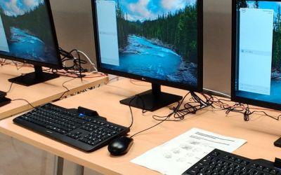 L'Ajuntament de Canals instal·la nous equips informàtics a la Biblioteca Municipal
