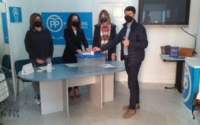 Marco A. Sanchis es elegit president del Partit Popular de Xàtiva