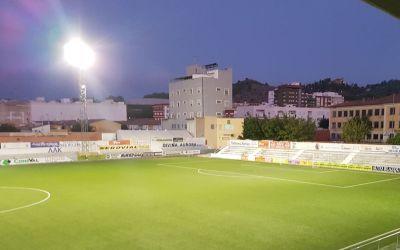 L'Ajuntament de Xàtiva procedeix a millorar l'enllumenat del Camp Murta i del Poliesportiu Les Pereres