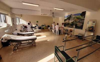 El servei de rehabilitació del DSXO incrementa la seua activitat i assumeix rehabilitació respiratòria a pacients postcovid