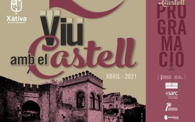L'Ajuntament de Xàtiva anuncia restriccions en l'accés de vehicles al Castell els diumenges i festius