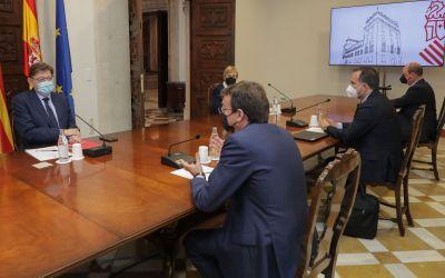Ximo Puig anuncia que la Comunitat Valenciana rebrà dos milions de dosis de la vacuna Janssen entre abril i setembre
