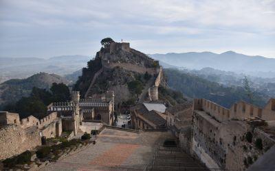 Més de 9.000 persones visiten el Castell de Xàtiva durant les festes de Pasqua