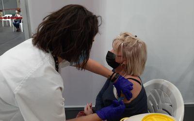 Sanitat ampliarà a 124 els punts de vacunació contra la COVID-19 en la Comunitat Valenciana