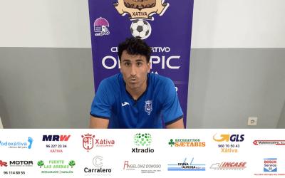 CD Olímpic – Villarreal CF C: Entrevistes prèvia
