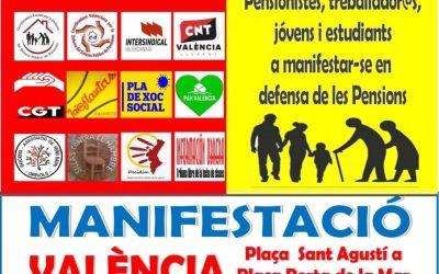La Plataforma de Pensionistes Xàtiva – la Costera organitza noves accions