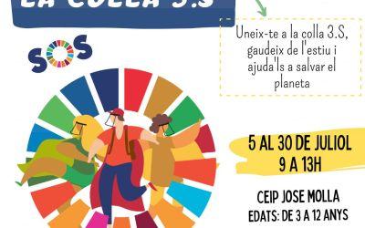 L'Ajuntament de Canals organitza una Escola d'Estiu amb temàtica mediambiental