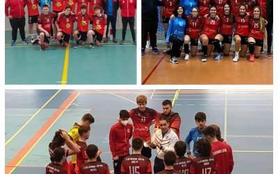 El CH Xàtiva tanca la temporada amb tres finals