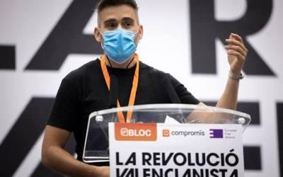 Fran Ferri, Reis Gallego i Adrià Sisternes s'integraran a la nova executiva de Més Compromís