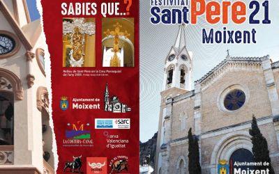 Moixent celebra el dia de Sant Pere adaptant-se a la situació sanitària