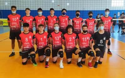 El cadet masculí del CV Xàtiva es classifica per al Campionat d'Espanya