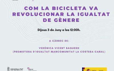 """La Mancomunitat la Costera – Canal participa en el projecte """"Fem Xarxa. Fem Igualtat"""""""