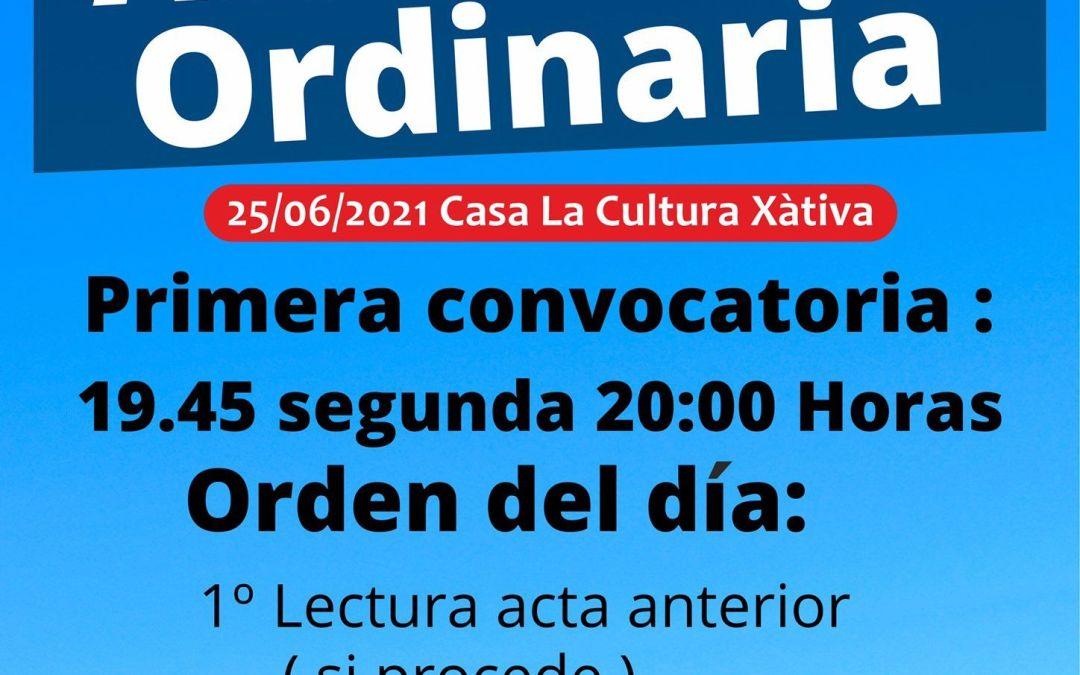 El CD Olímpic convoca als seus socis per a una Assemblea General Ordinària
