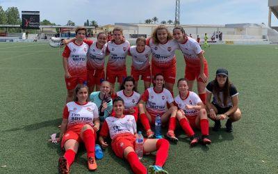 L'equip sénior femení del CDX s'imposa amb claredat a la UD Oliva