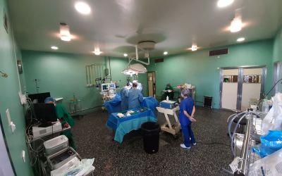 L'Hospital de Xàtiva incorpora una nova tècnica quirúrgica en la cirurgia de tiroide