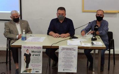"""L'Alcúdia de Crespins presenta la I Edició del """"Mercat d'ACÍ"""" per promocionar els productes de la terra"""