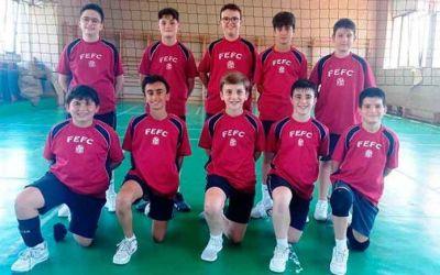 Els equips del CV Xàtiva comencen la seua participació als Campinats d'Espanya
