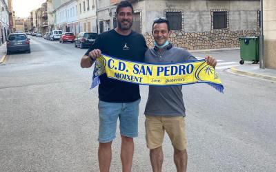 El San Pedro Moixent confia a David Folch l'equip sènior masculí de Lliga Nacional