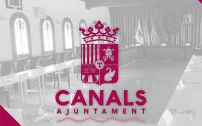 L'Ajuntament de Canals atorga més de 100.000 € del Pla Resistir a les empreses locals