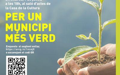 L'Ajuntament de Moixent demana la participació veinal per a la redacció del Pla Local de Gestió de Residus