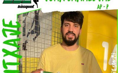 El Nou Bàsquet Xàtiva anuncia el seu primer fixatge