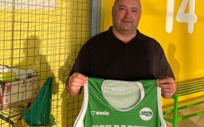 Fede Cloquell, nou entrenador de l'equip sénior nacional del NB Xàtiva