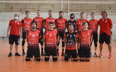 El Familycash Xàtiva Voleibol masculí s'imposa per 2-3 al Paterna-Liceo
