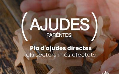 L'Ajuntament de Canals destina més de 170.000 euros del Pla Resistir a les empreses de la localitat