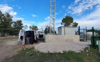 Cumbres de Valencia ja compta amb Centre de Telecomunicacions