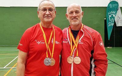 Carlos Martínez es proclama Campió d'Espanya en Individual Masculí
