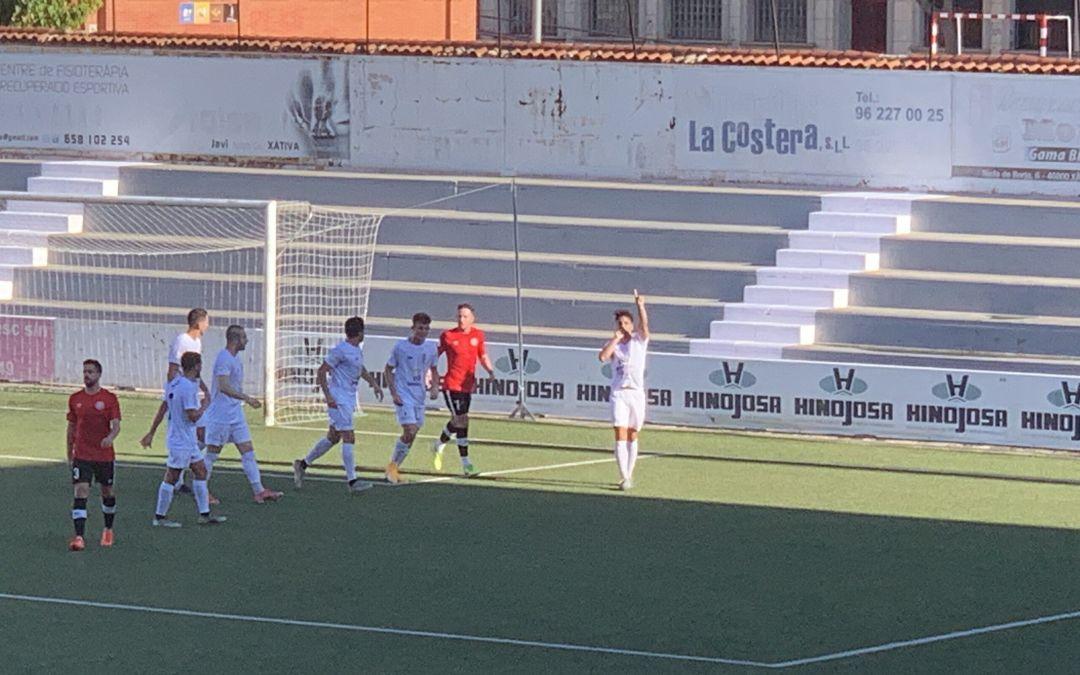 CD OLÍMPIC 1-0 FC JOVE ESPAÑOL / ENTREVISTA FRANGI / TERCERA DIVISIÓ RFEF / JORNADA 2