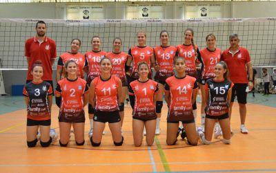 El FamilyCashXàtiva Voleibol femení es classifica per a les semifinals de la Copa Comunitat Valenciana