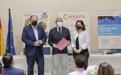 La Diputació i Cámara Valencia posen en marxa un servei d'assessorament en digitalització en 11 municipis