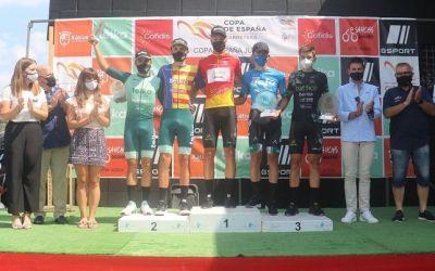 Abel Rosado s'emporta el I Trofeu Falles de Xàtiva de ciclisme