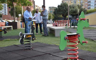 L'Ajuntament de Xàtiva reformarà quatre parcs infantils amb una inversió de vora 75.000 euros