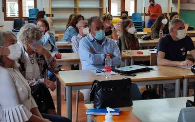El DSXO participa en una jornada de col.laboració amb el profesorat de la UV