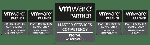 VMware Master Services Competencies Digital Workspace Focus