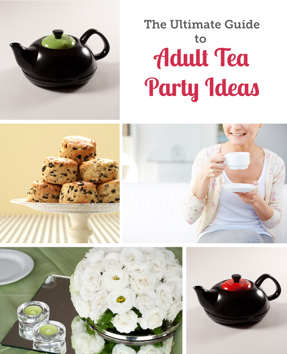 The Ultimate Guide To Adult Tea Party Ideas Xtrema Pure Ceramic Cookware