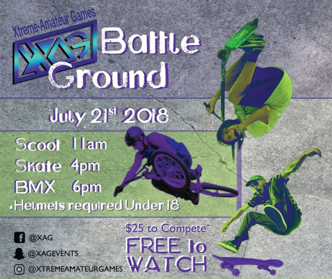 Battle Ground XAG