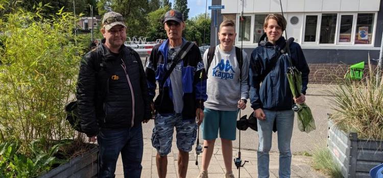 Verslag 5e streetfishingwedstrijd 2019 (Utrecht)