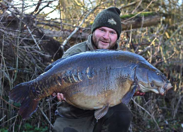 ben cooper c scale 45lb lea valley Hit N Run wafter over MTN