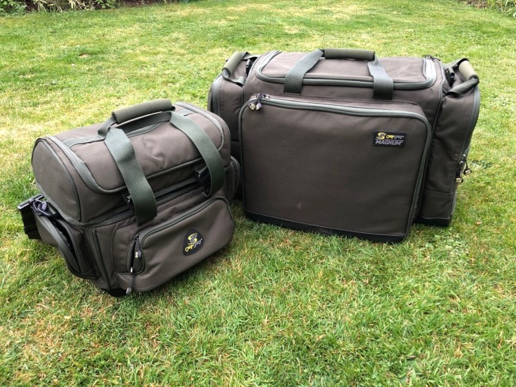 carp spirit luggage for quick sessions